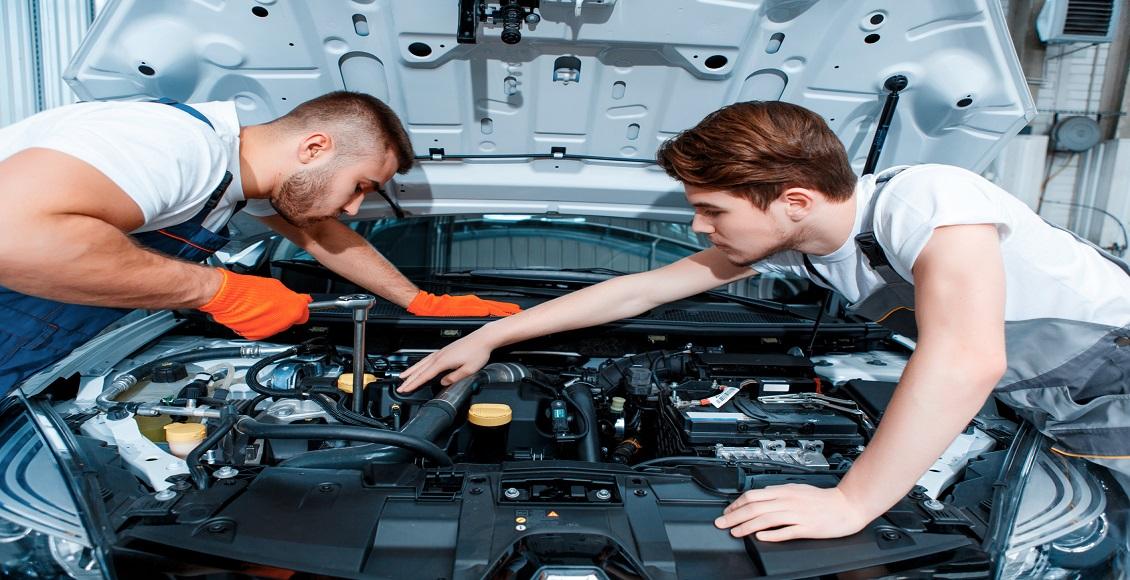 شغل تعمیرکاری خودرو