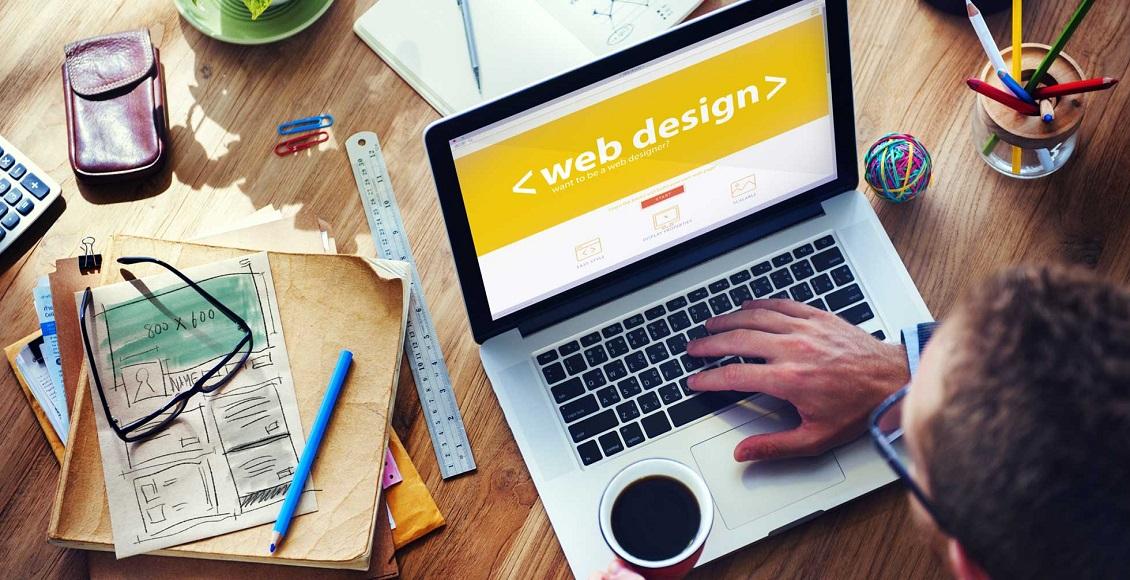 شغل طراحی صفحات وب