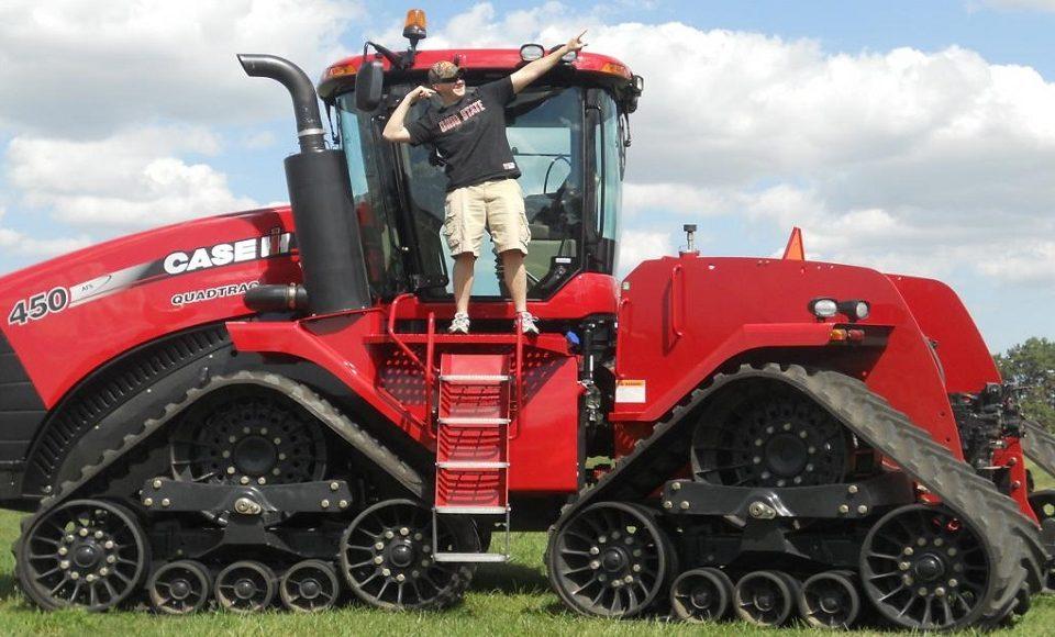 شغل مهندسی کشاورزی گرایش ماشین آلات کشاورزی