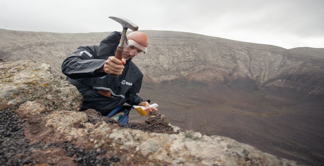 شغل زمینشناسی
