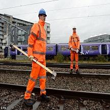 شغل مهندسی راه آهن