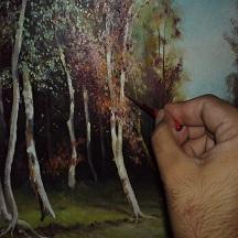 شغل نقاشی