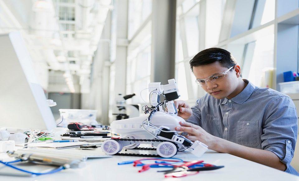 شغل مهندسی روباتیک